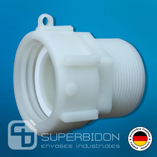 Adaptador siliconado para válvula Schutz Art. 1015109