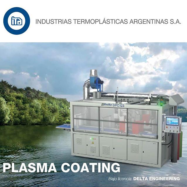 Industrias Termoplásticas Argentinas presenta Plasma Coating